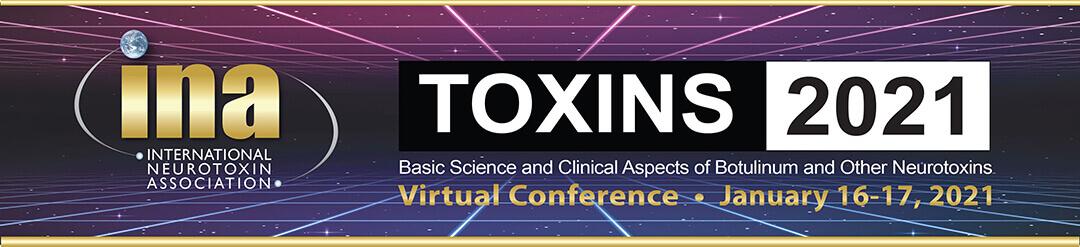TOXINS 2021 Banner